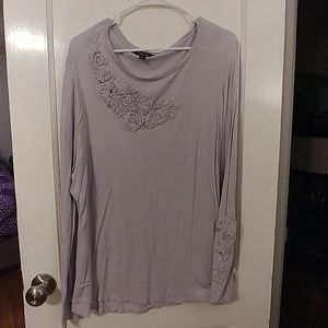 Vera Wang Blouse with beautiful details